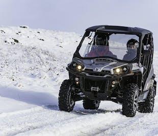 1-Hour Buggy Safari Tour from Reykjavik