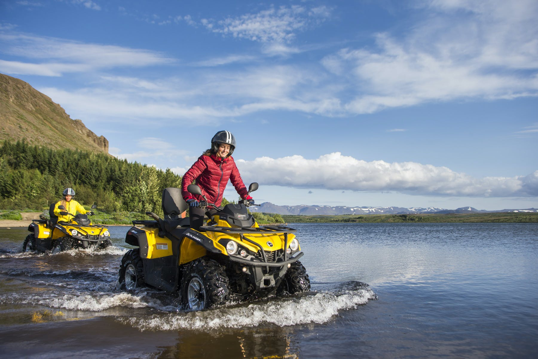 Golden Circle & ATV Ride | Sightseeing Adventure from Reykjavik