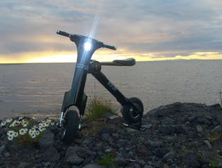Midnight Sun Ride | Magic Hour