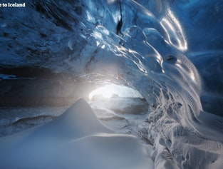 3 Day Tour To Jokulsarlon Ice Cave With Golden Circle, Glacier Hiking & Northern Lights