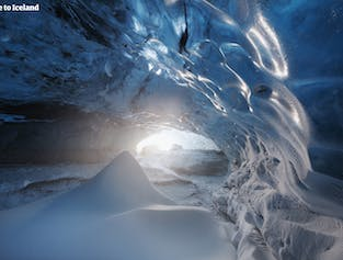 3 Day Golden Circle & South Coast Tour |Northern Lights, Ice Cave & Glacier Hiking