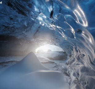 3-дневный тур по Золотому кольцу и южному побережью | Северное сияние, ледяная пещера и поход по леднику