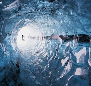 ทริป 6 วันในช่วงฤดูหนาวของไอซ์แลนด์ |จากเมืองเรคยาวิกไปจนถึงถ้ำน้ำแข็ง