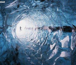 6 dni, pakiet   Z Reykjaviku do jaskini lodowej