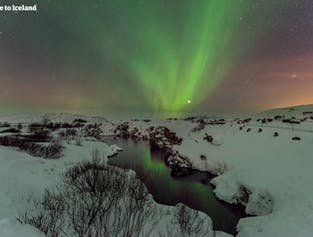 4 dni, pakiet   Urlop na Islandii z zorzą, południem, Złotym Kręgiem i Błękitną Laguną