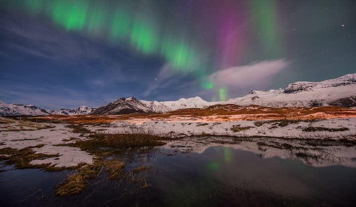 Séjour hiver de 4 jours   Aurores boréales, Cercle d'Or, Côte Sud et Blue Lagoon