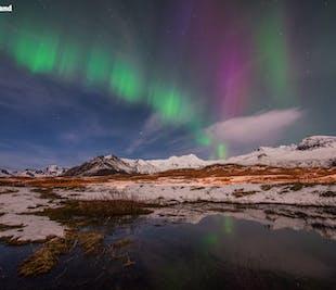 Séjour hiver de 4 jours | Aurores boréales, Cercle d'Or, Côte Sud et Blue Lagoon