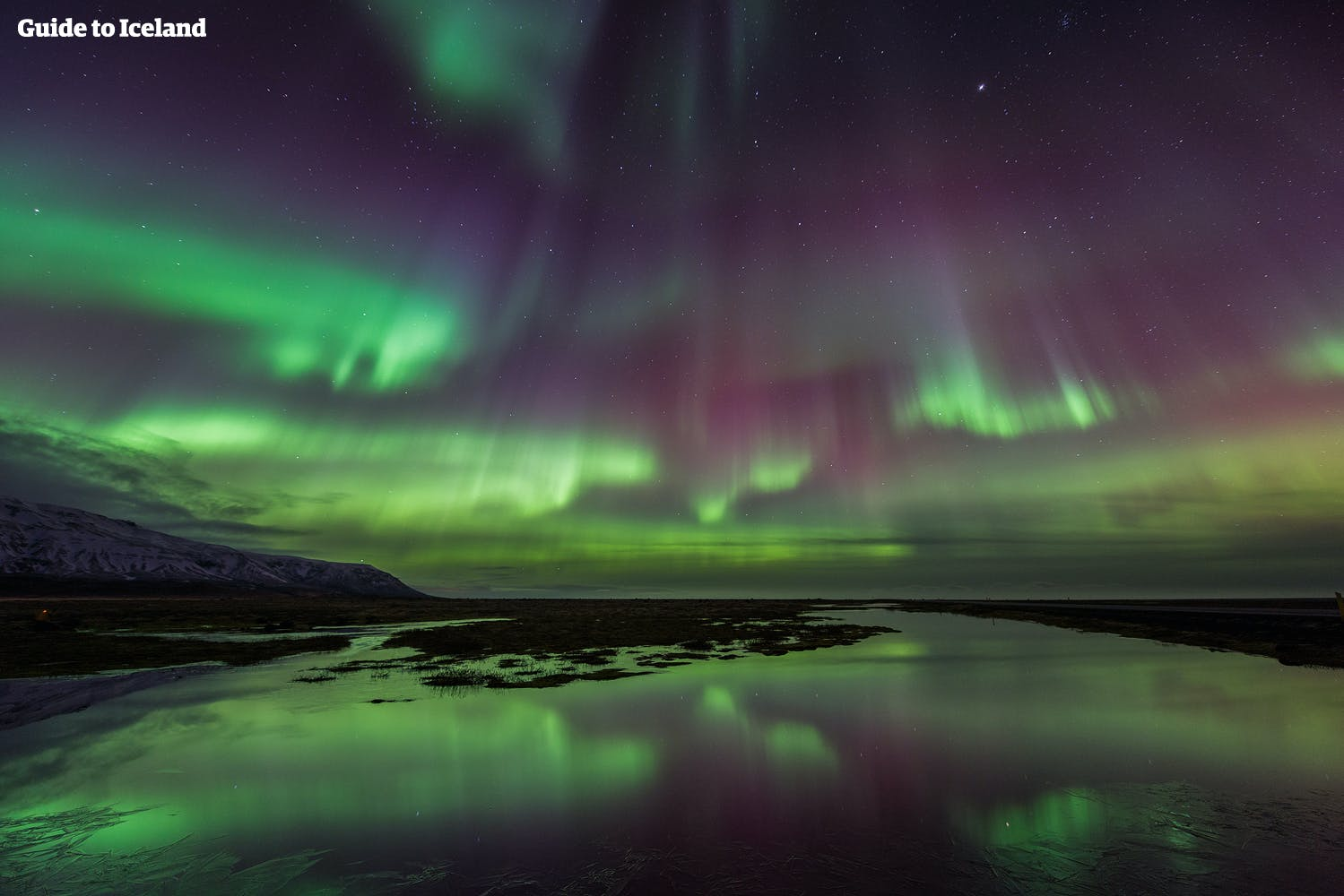 7 Day Winter Vacation|A Northern Lights & Ice Cave Treat
