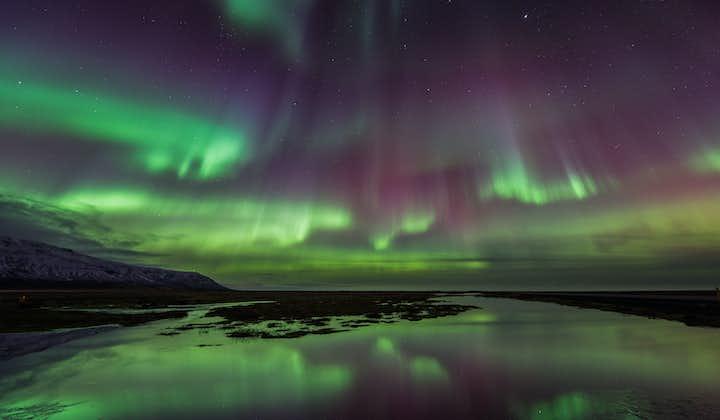 Vacances hiver 7 jours Grotte de glace et aurores polaires