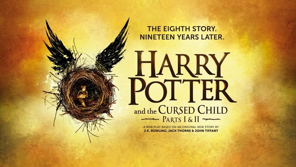 Harry Potter and the Cursed Child midnight opening in Reykjavík