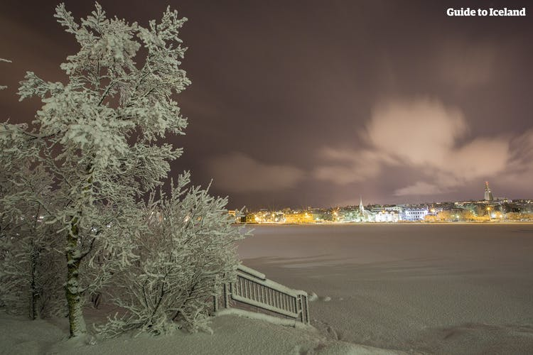 Reykjavík in winter is a festive wonderland, and almost all its major sites remain open.