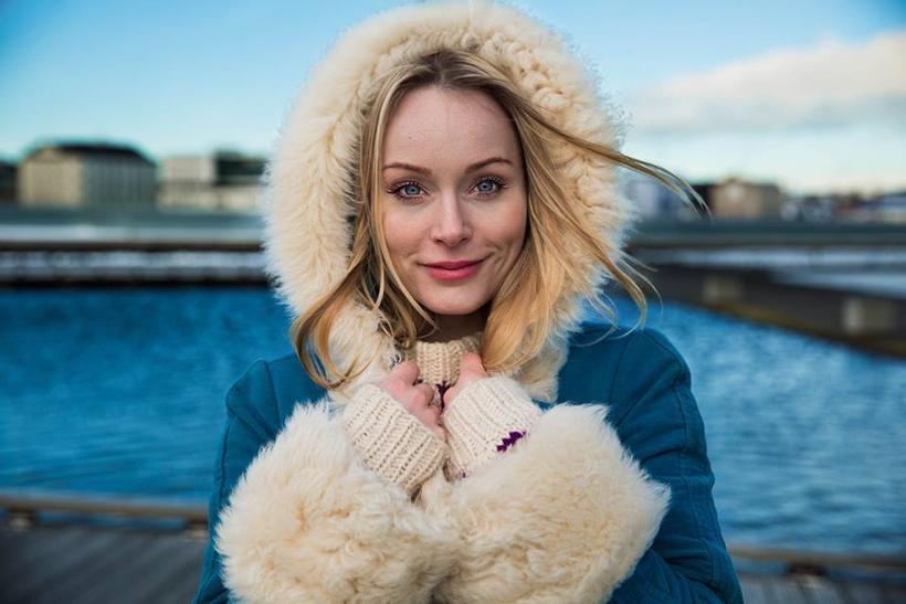 Þórunn Antonía is one of Iceland's sexiest women