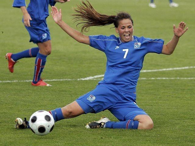 Sara Björk Gunnarsdóttir, 19th best football player in Europe