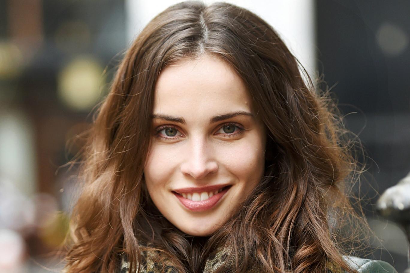 Heida Reed, Icelandic actress from Poldark