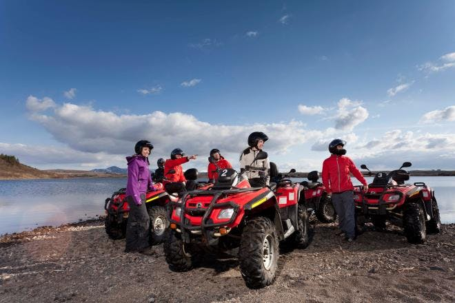 Whale Watching & ATV Tour