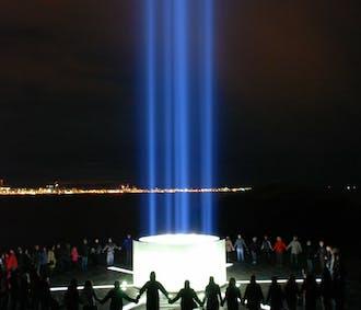 Reykjavik Whales & Imagine Peace
