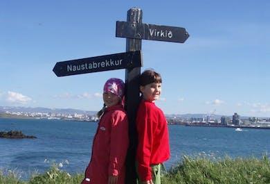 Ferry to Videy Island | Departure from Skarfabakki Pier
