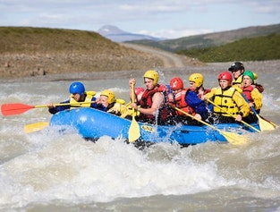 Whale Watching & River Rafting