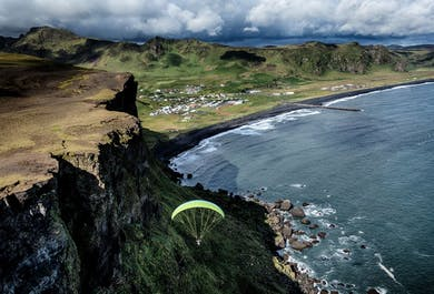 Whales & Paragliding | Combo Tour From Reykjavik