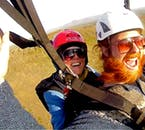Paragliding takes courage, skill and a taste for adventure.