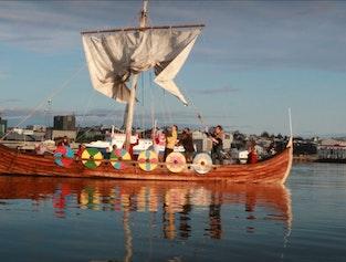 Whale Watching & Viking Adventure