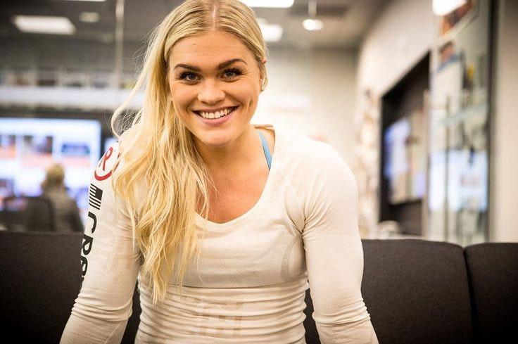 Katrín Tanja, the world's fittest woman