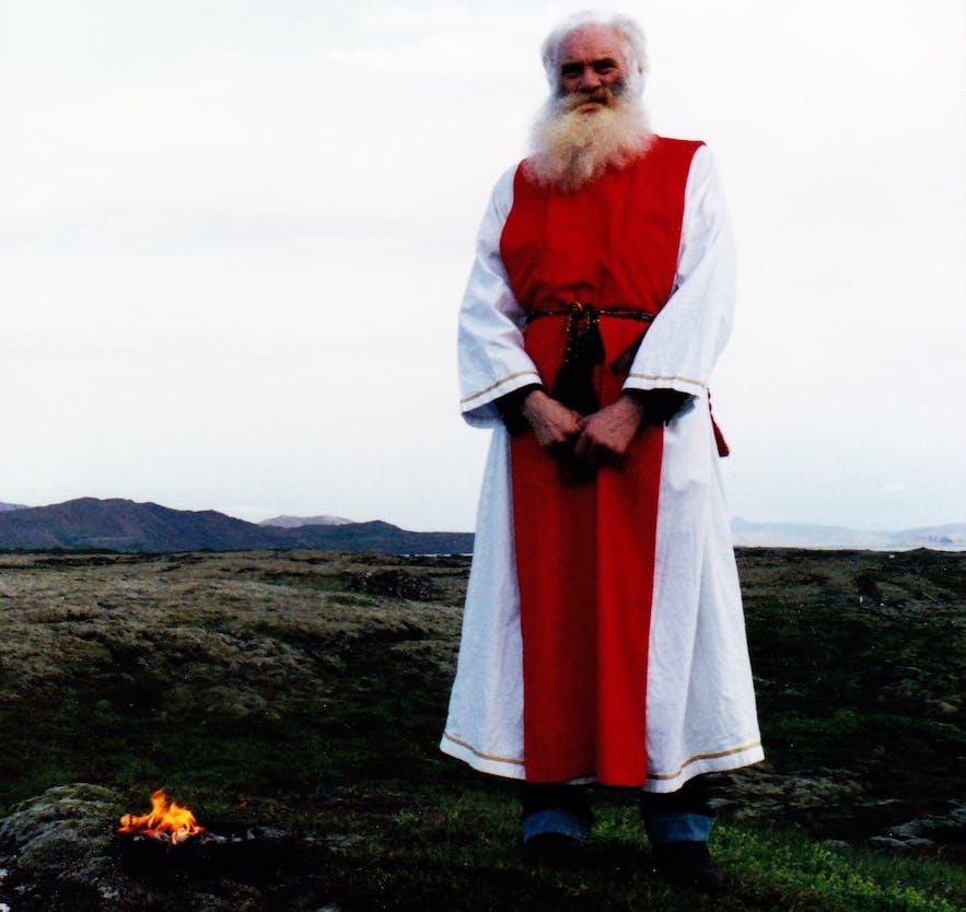 아이슬란드의 마법과 주술
