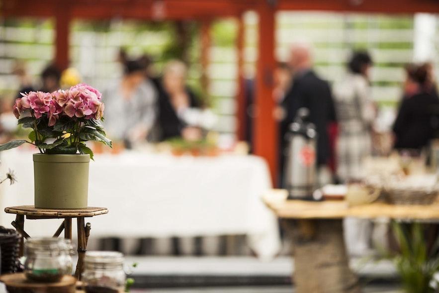 雷克雅未克Cafe Floran