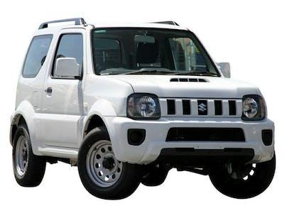 Suzuki Jimny 4x4 Automatic 2014