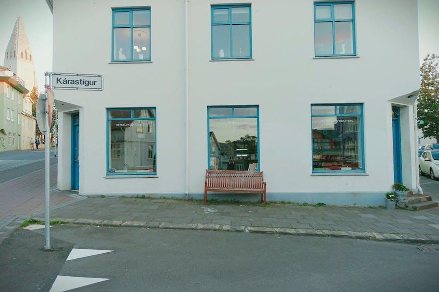 雷克雅未克咖啡馆Reykjavik Roasters (雷克雅未克咖啡豆烘培)