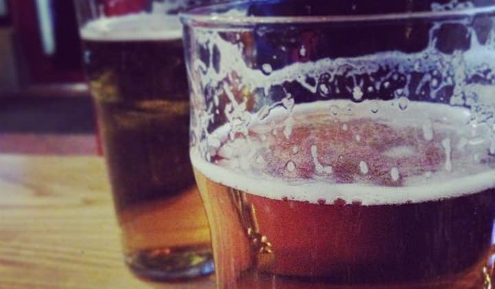 Try some local craft beer in Reykjavík, one of the favourite pastimes of Icelanders.