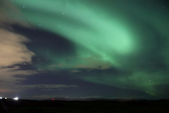 Northern Lights Hunt from Reykjavik | Possible in 4 Languages