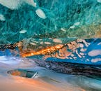 2 dni: jaskinia lodowa, wodospady południowego wybrzeża, laguna Jokulsarlon