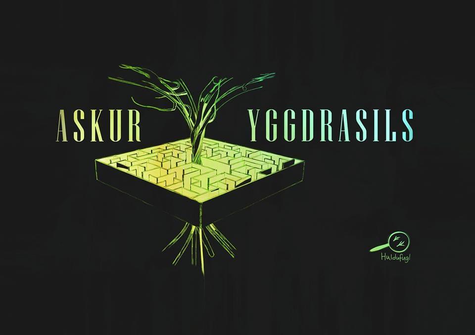 The Maze of Yggdrasil by Huldufugl