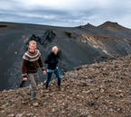 There is nothing like hiking through young volcanic terrain in North Iceland to experience the earth's unbound powers.