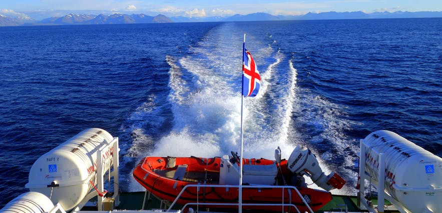 Grímsey Island Express - the Gem of the Arctic Circle in North-Iceland
