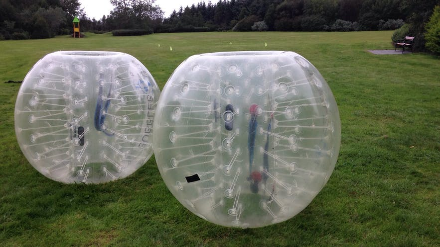 Bubble Balls in all their glory