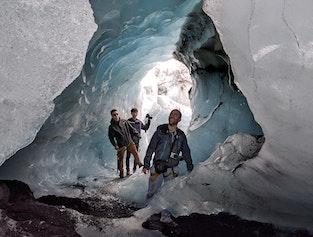 Glacier Expedition on Sólheimajökull
