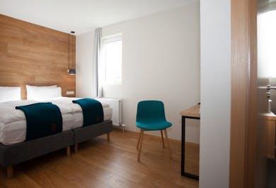 Extra One Night in Reykjavik   Comfort Level