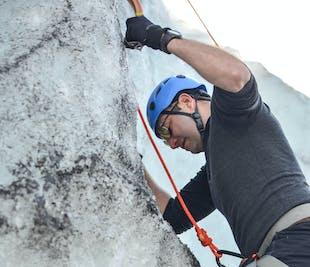 Ice Climbing & Glacier Hiking Day Tour from Reykjavík