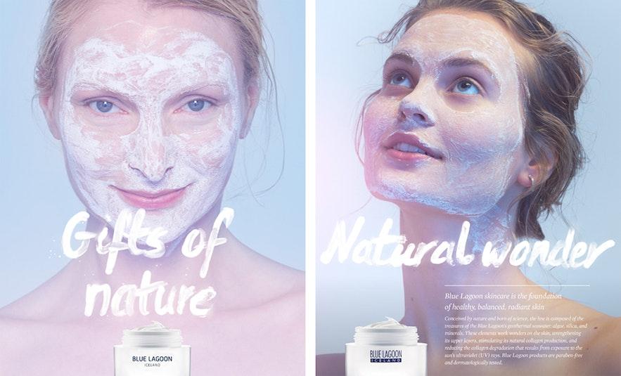 冰岛著名的护肤品牌蓝湖