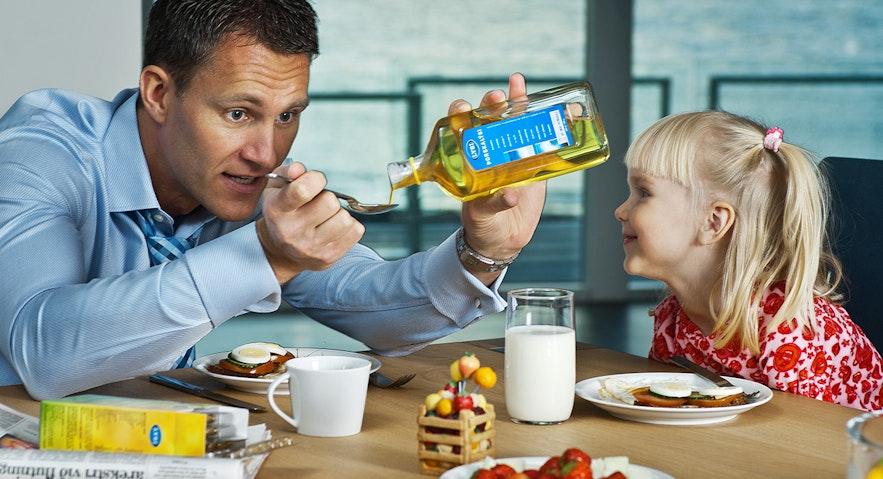 冰岛鱼油品牌Lysi