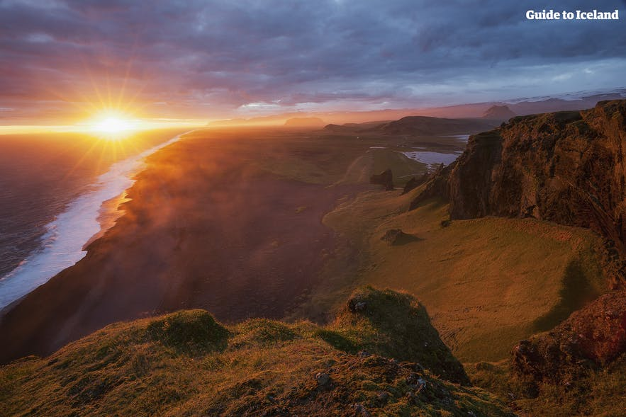 Iceland is magical and romantic in summertime