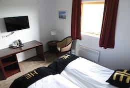 ホテル・エイヤフィヤトラヨークトル(Hótel Eyjafjallajökull )
