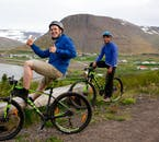 Cycling is one of the most popular activities in the Westfjords, and with the views around Ísafjörður, it is little wonder why.