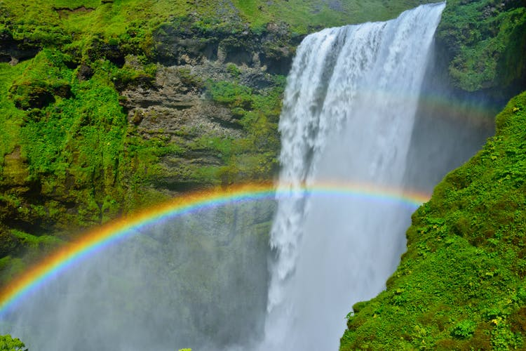 スヴァルティフォスの滝の他にもアイスランドの南海岸にある有名な滝を巡るツアー
