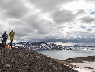 Askja Caldera Hike   Highland Adventure from Lake Myvatn