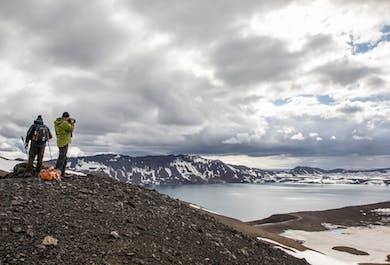 Askja Caldera Hike | Highland Adventure from Lake Myvatn