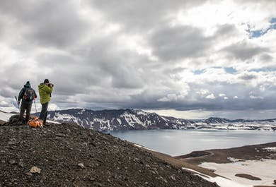 Askja Caldera Hike | Highland Adventure from Lake Myvatn
