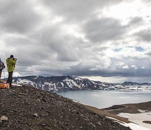 Wyprawa do kaldery Askja | Wycieczka po interiorze spod jeziora Myvatn